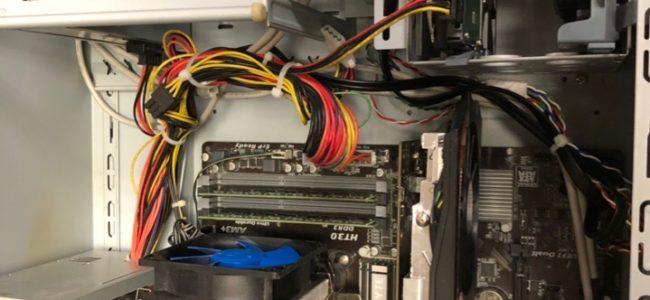 Чистка компьютера в Саратове
